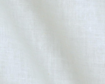 White Muslin Pillow Cover- 18x18, 16x16, 14x14 or 12x18