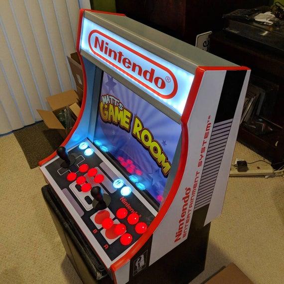 Superbe Bartop Arcade Multicade Thousands Of Games Multicade MAME