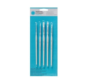 Detailing Brushes 5 Count, Brushes For Small Crafts And Fine Detailing Strokework Art, For Novice Amateur Painters Of Small Detail Art Work