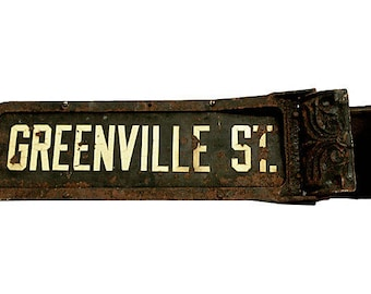 Very Old Street Sign