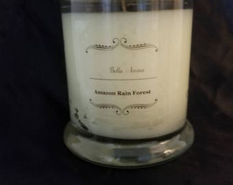 bella aroma hand poured candles