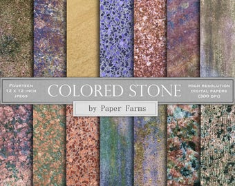 Stone backgrounds, stone textures, stone digital paper, stone scrapbook paper, colorful stone, concrete, granite, rock, photograph, DOWNLOAD