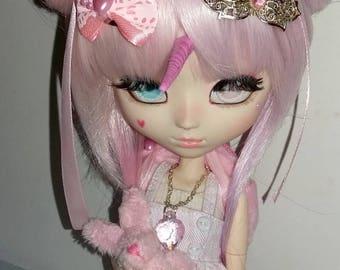 Pink Unicorn Horn