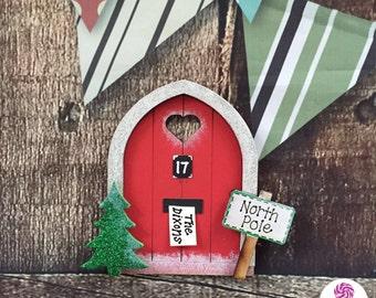 Magic Elf Door