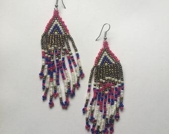 Summer Brights Mini Chandelier Earrings