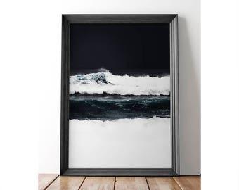 Cruel Sea- Gallery print or canvas