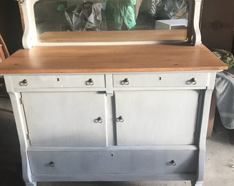 Refinished vintage Buffet
