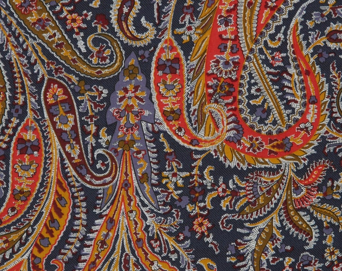 Classic Tana Lawn Fabric Collection - Felix and Isabelle in Grey Multi by Liberty Art Fabrics