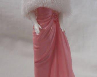 Vintage 1996 Hallmark Enchanted Evening Barbie #3 - QXI6541
