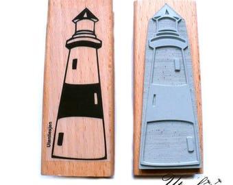 Stamp Lighthouse