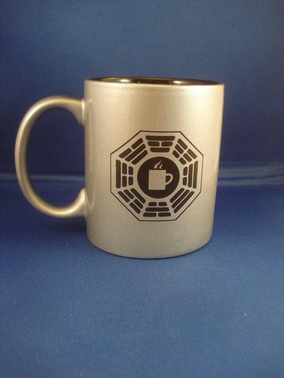 Dharma Lost Coffee Mug Symbol Dharma Symbol Lost Tv Show