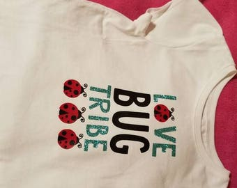 Love bug shirts made to order