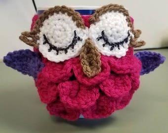 Owl Mug Cozie!