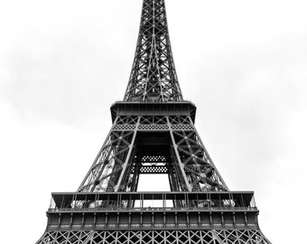 Eiffel Tower Print, Eiffel Tower Photo, Eiffel Tower Paris, Paris Print, Paris Photography