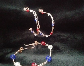 Red *White* Blue Holiday set