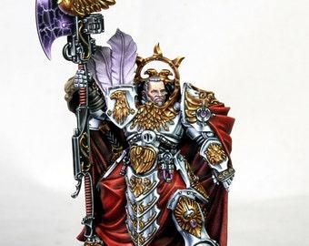 Adeptus Custodes Captain General Trajann Valoris Painting Masterclass (Digital Download)