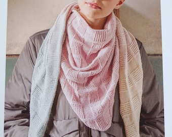 Color selection: Shades of merino cotton