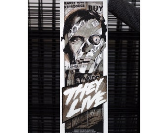 They Live - Screen Print
