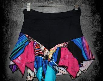 GRADIENT FLOW SHORTS