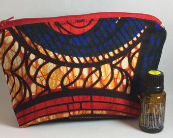 Essential Oil Bag/Cosmetic Bag/Nail Polish Bag