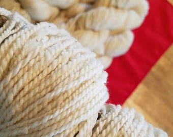 Columbia rambouillet cross yarn