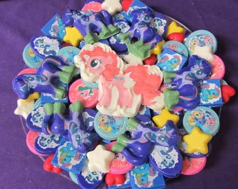 My Little Pony  chocolates candy tray