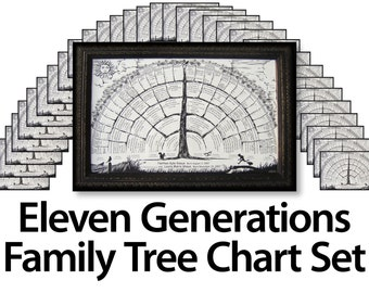 free family tree charts to fill in