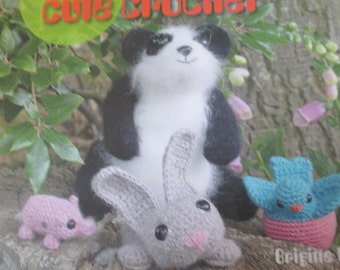 Super-Super Cute  Crochet  with patterns 112 pages softbound book