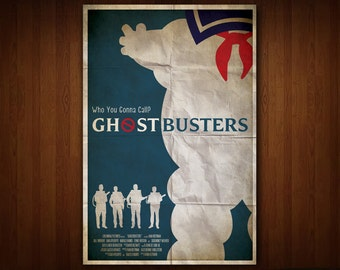 Ghostbusters Poster (Multiple Sizes)