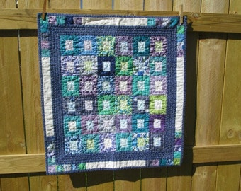 Charming Baby or Lap Quilt