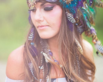 Earth Goddess Headdress
