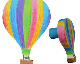 Hot Air Balloon Drawer Knob - Hot Air Balloon Drawer Pull