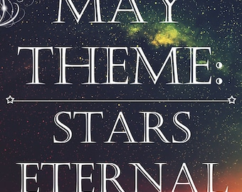 MAY THEME | Stars Eternal (Candle Box)