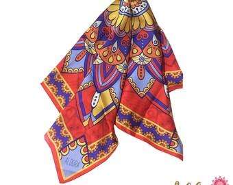 Aldora Red Handkerchief
