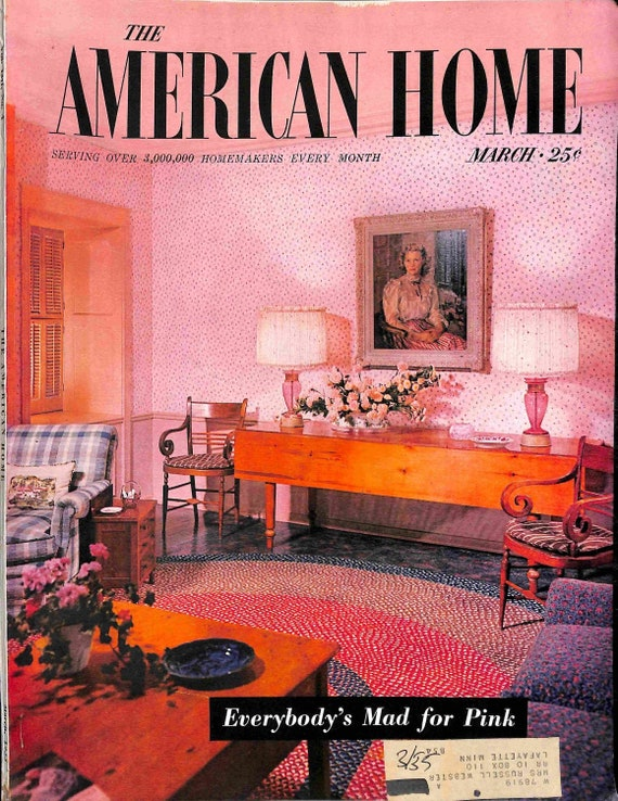 American Home March 1955