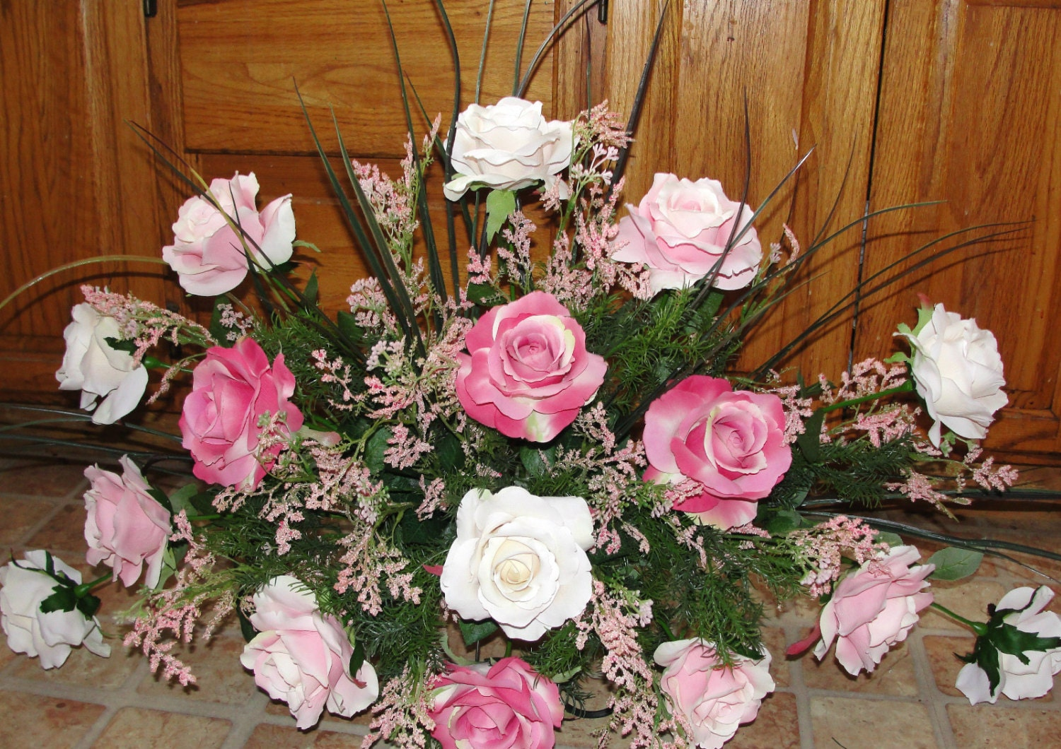 Mothers day silk cemetery flowers grave floral memorial zoom reviewsmspy
