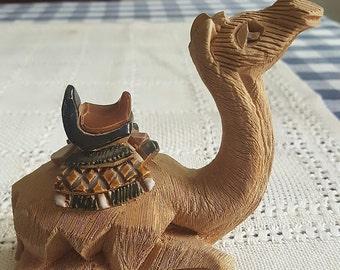 Vintage Camel Artesania Riconada