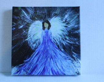 Blue Angel: Into the light