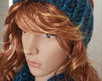 Crochet Ear warmers, Headbands, Neck Warmers, Cowels, Fingerless Mitts, Fingerless Goves