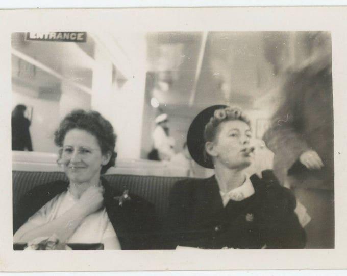 "Vintage Snapshot Photo: ""Stoogie"" (712628)"