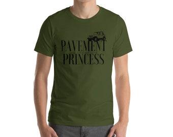 Pavement Princess YJ Jeep T-Shirt