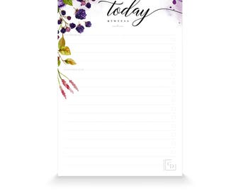 Daily Planner · Notepad · Desk pad · Gift