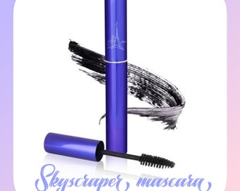 Skyscraper Fibre Mascara in Black