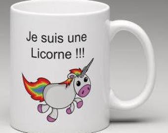 "Mug ""I'm a Unicorn"""