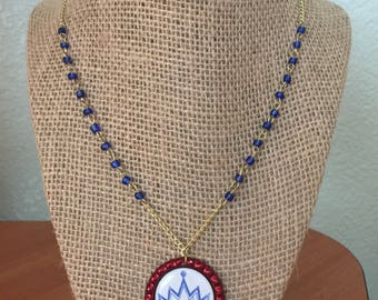 Descendants Evie Bottlecap Necklace
