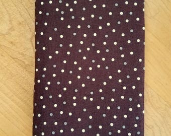 Courage to Change / One Day at a Time in Alanon - Book Cover - Brown with Polka Dots
