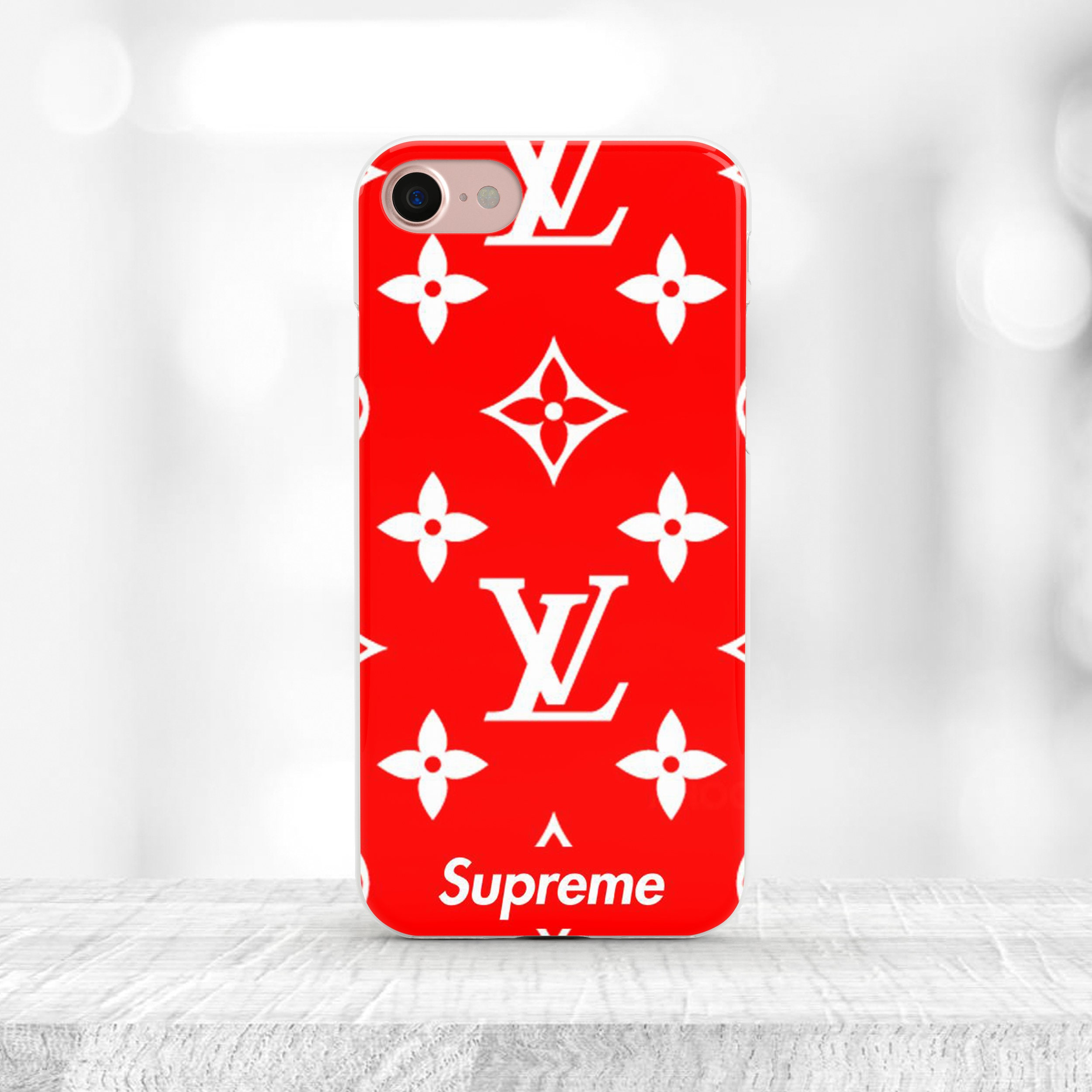 Iphone Case Louis Vuitton Supreme
