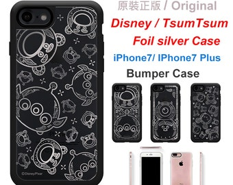 Original The Hood foil gold or foil sliver  For Iphone7 case  ,Iphone7 Plus case,Bumper Case, Phone Case,