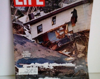 Bob Dylan-Life Magazine April 10, 1964