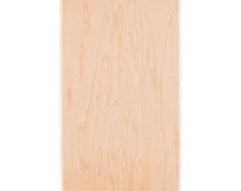 Blank Skateboard Deck CANADIAN MAPLE